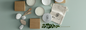 Flat lay con prodotti di Shibui di Raffaella Grisa